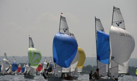 Campionato Italiano Vaurien 2020 – Circolo Canottieri Solvay
