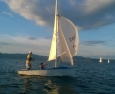 Vaurien DAYS al lago di Bracciano
