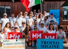 BERTOLA-SAGGIO CAMPIONI MONDIALI VAURIEN 2019