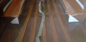 Vendesi Vaurien in legno